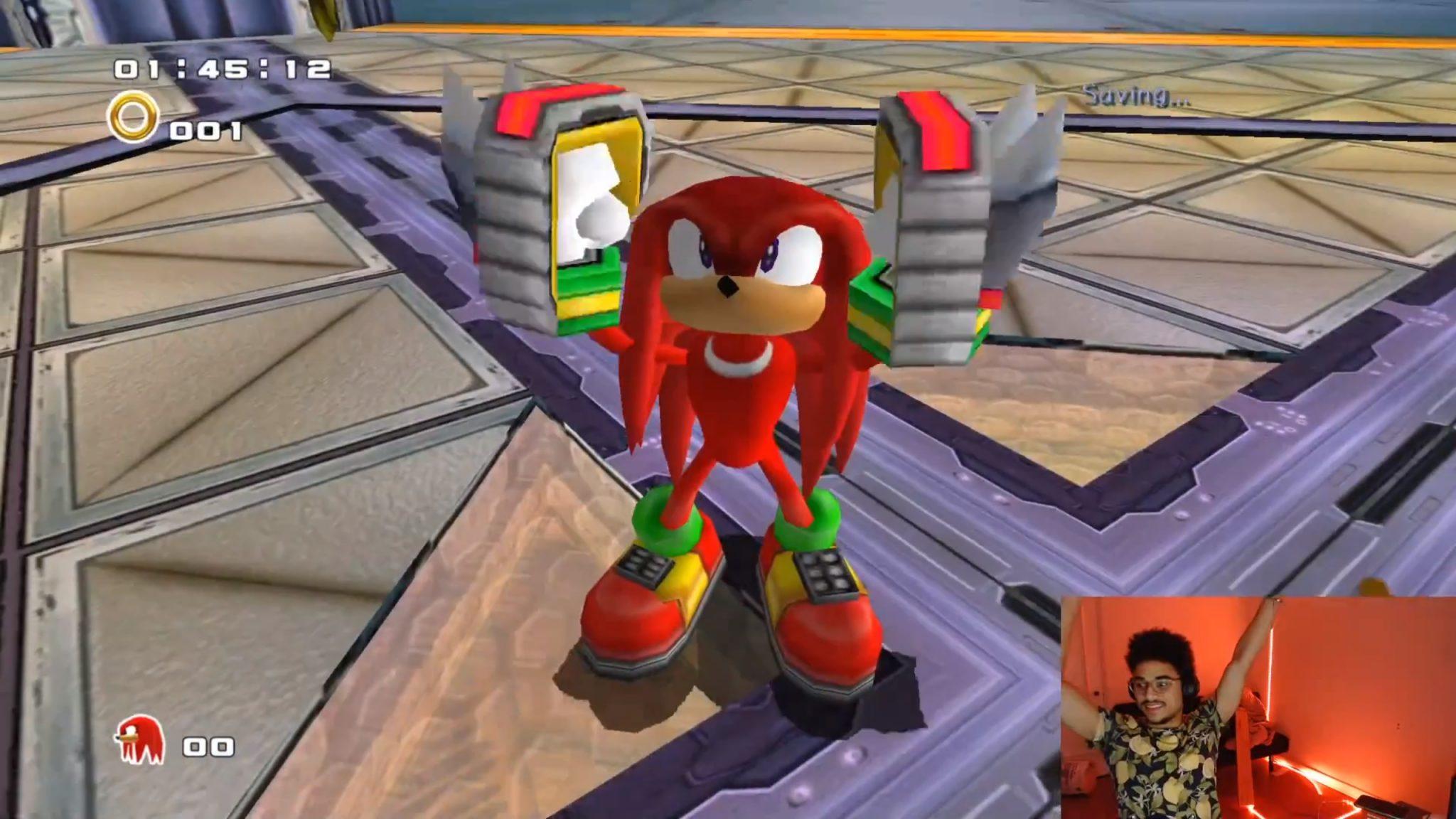 Finish the Hedgehog 3