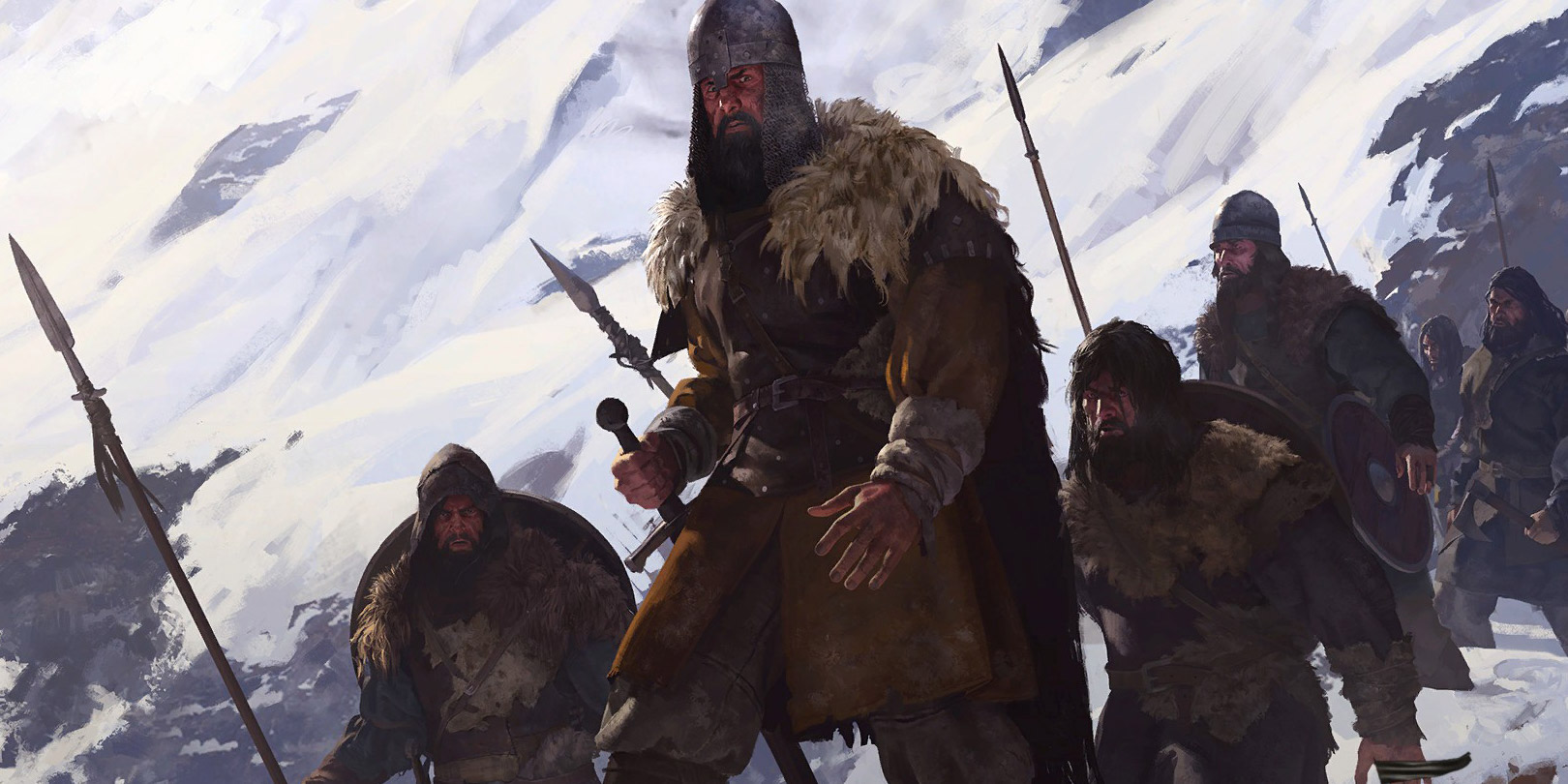 Mount and Blade 2 Snow Soldiers