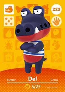 Animal Crossing Del