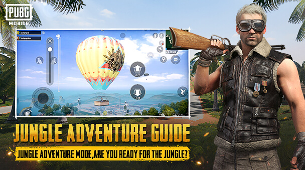 PUBG Mobile Jungle Adventure release date