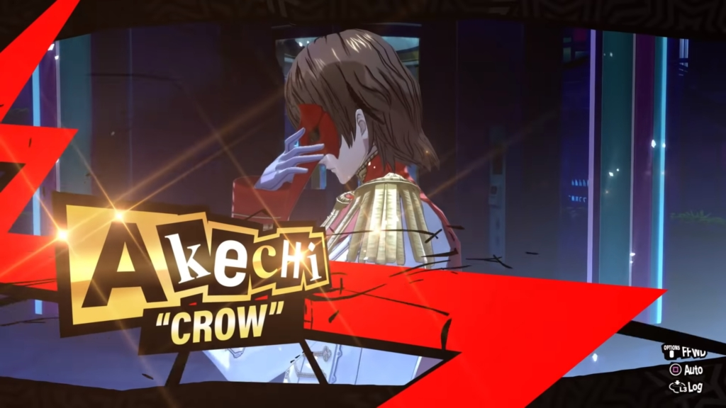 Persona 5 Royal Akechi Answers Confidant Choices