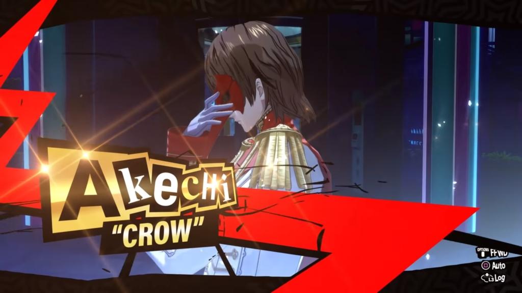 Persona 5 Royal Akechi Answers Confidant Choices