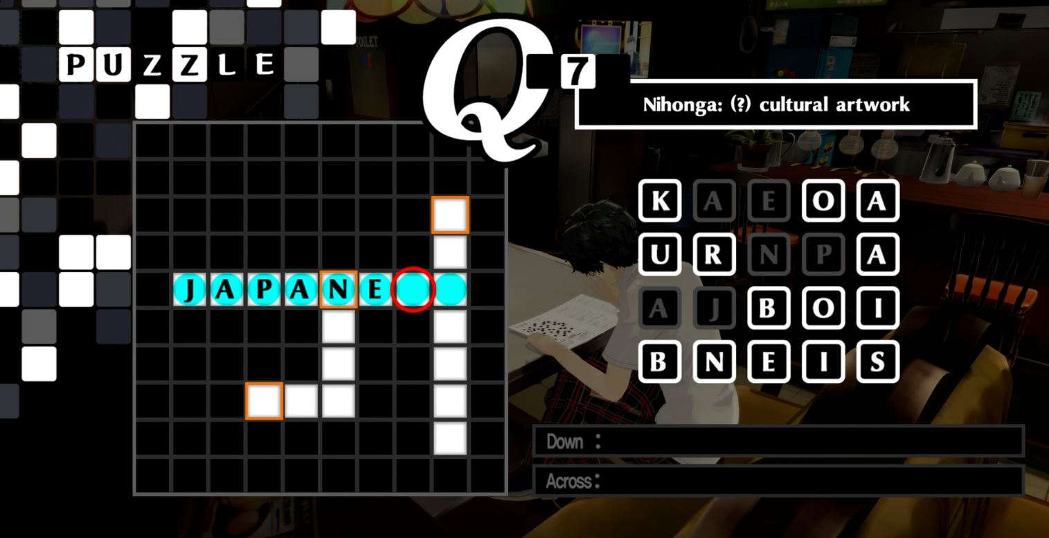 Photo of Persona 5 Royal Crossword Guide – Every Crossword Puzzle Answer
