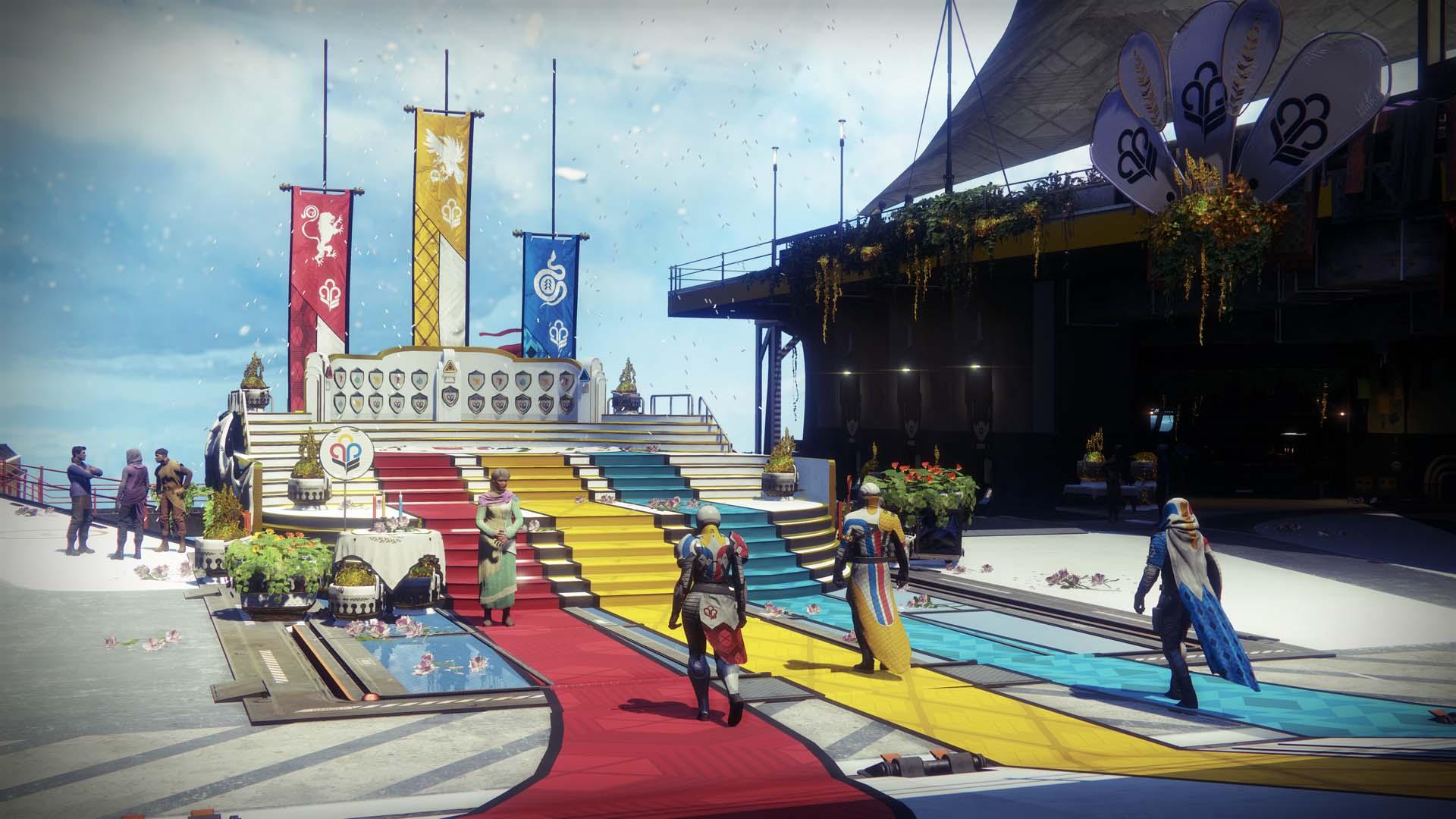 Photo of Destiny 2's Guardian Games Promote Unity Through, Uh, Class Warfare