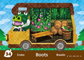 Animal Crossing Boots