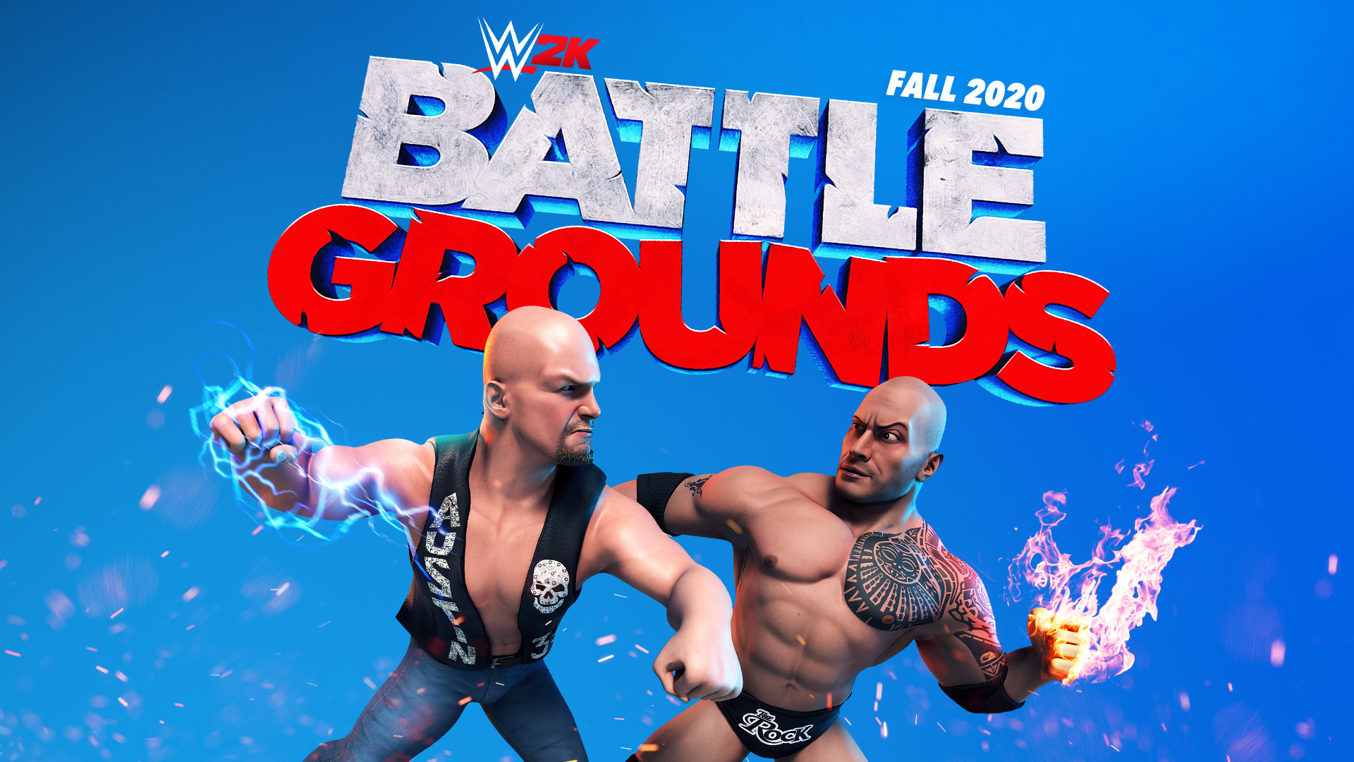Photo of WWE 2K21 Isn't Happening, but WWE 2K Battlegrounds Is
