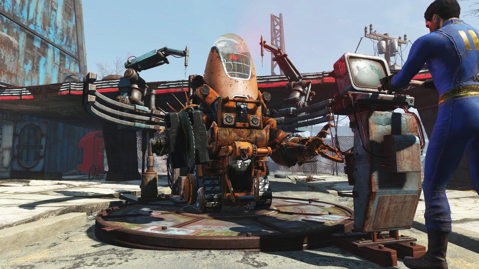 Photo of The 6 Chunkiest Video Games Featuring Retrofuturist Tech