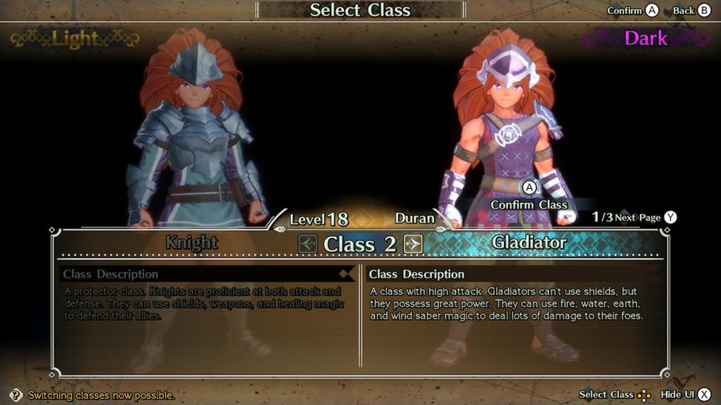 trials of mana gladiator