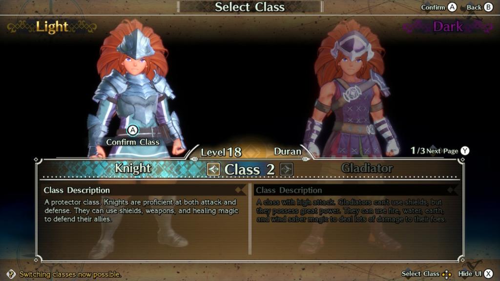 trials of mana knight