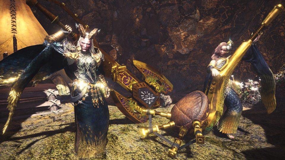 Mhw The Eternal Gold Rush Event Quest Guide Kulve Taroth Event This was fun :d didn't make it super detailed. mhw the eternal gold rush event quest