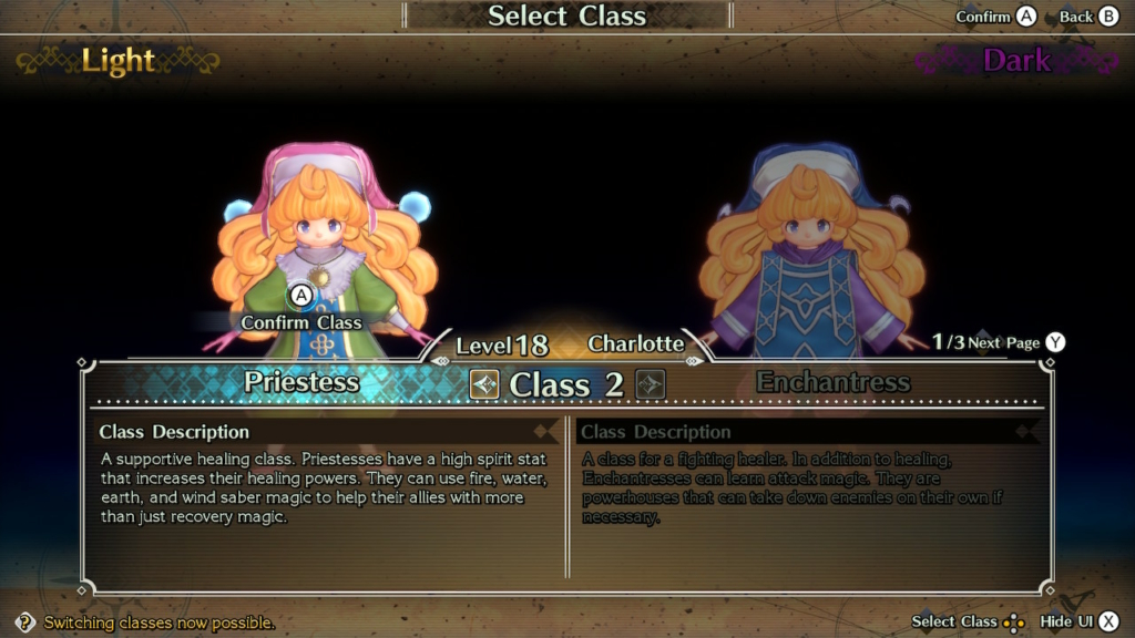 trials of mana priestess