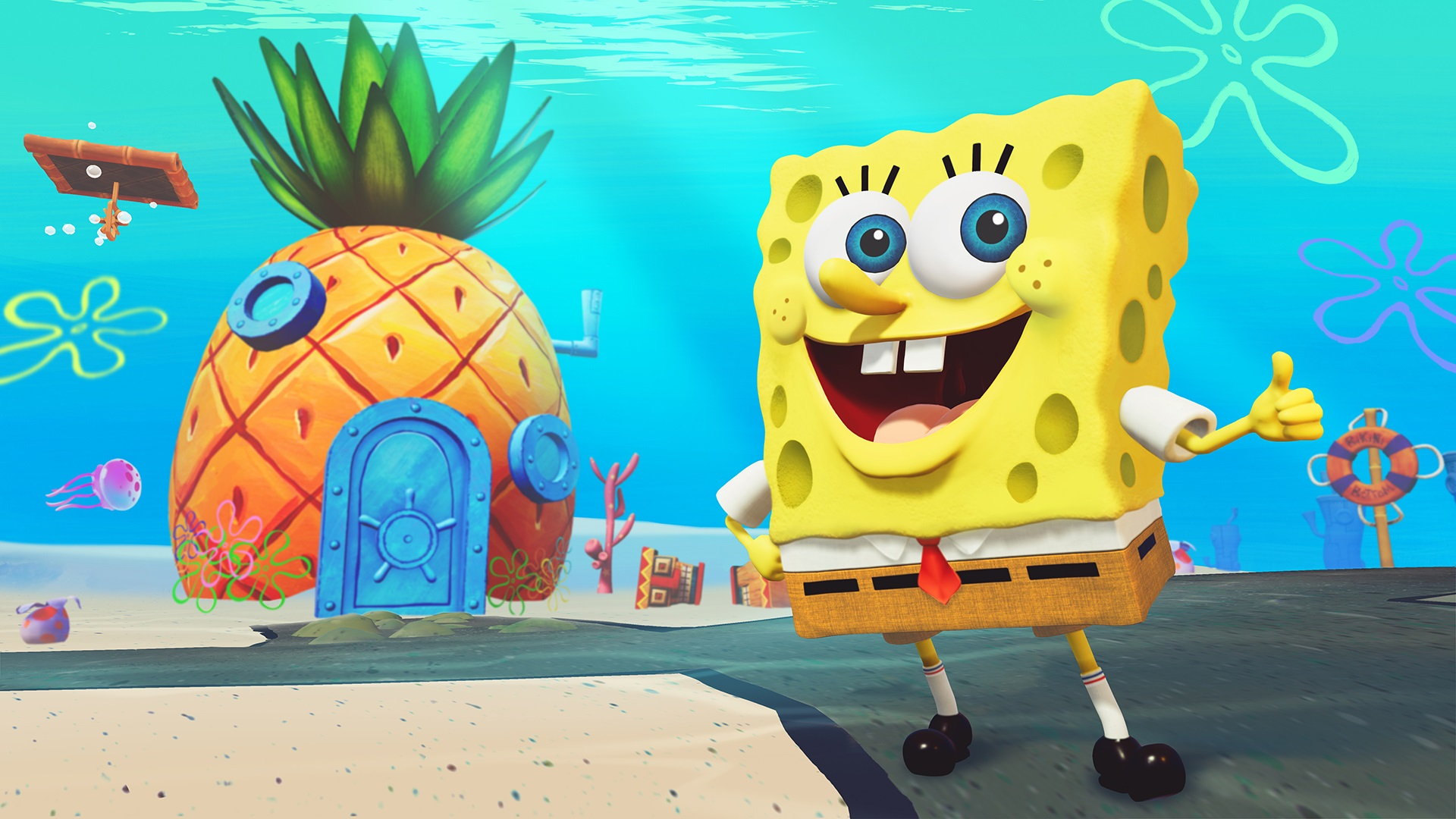 Photo of All You Need to Know About Spongebob: Battle for Bikini Bottom – Rehydrated