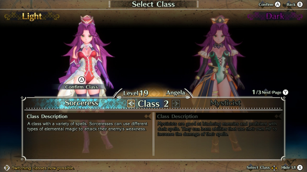 trials of mana sorceress