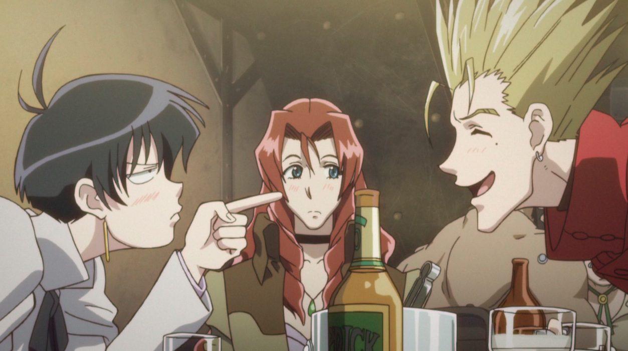 trigun drinks