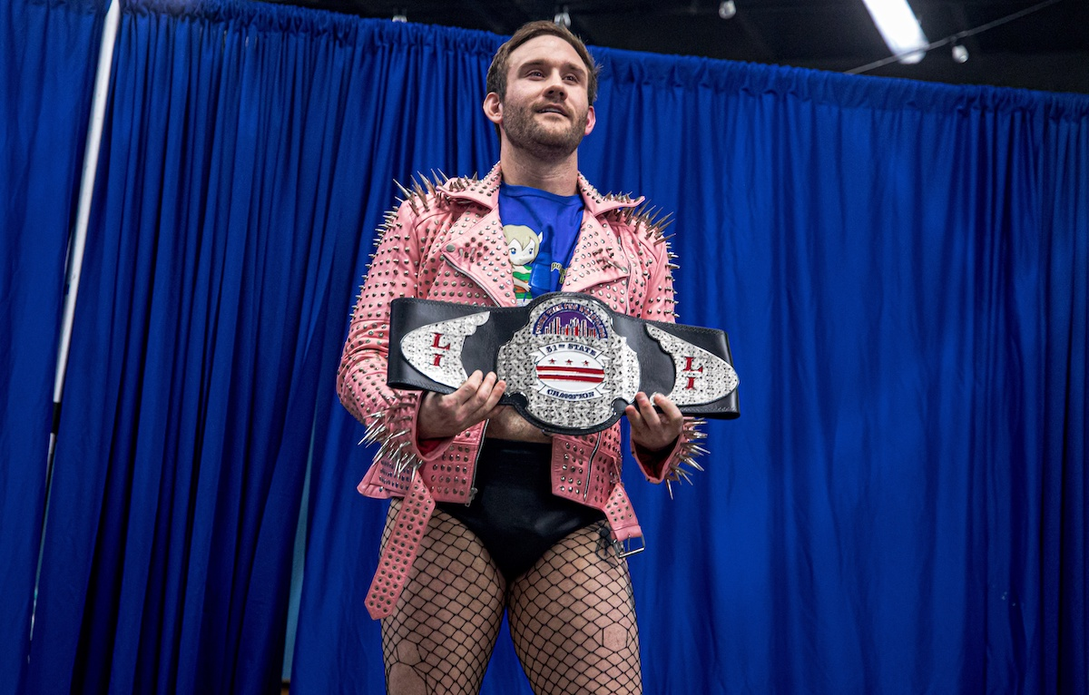 Photo of Prime Time Pro Wrestling Shines Light on D.C.'s Fight for Statehood with 51st State Championship