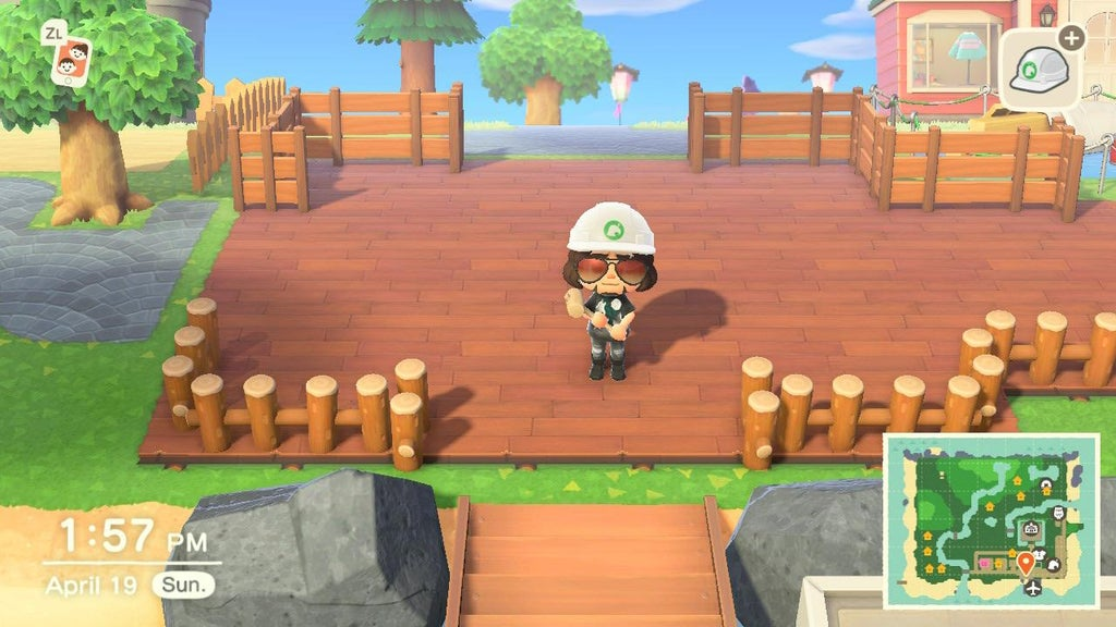 Picture of: 8 Path Borders For Your Default Animal Crossing New Horizons Island Paths