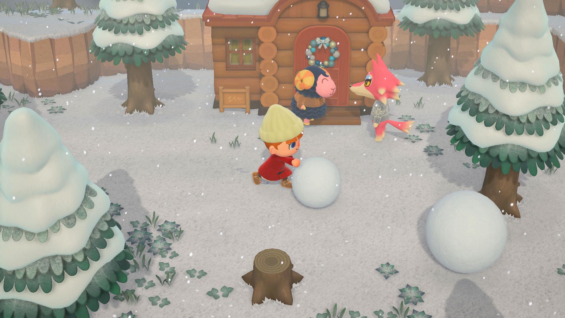 Animal Crossing New Horizons Home Ideas