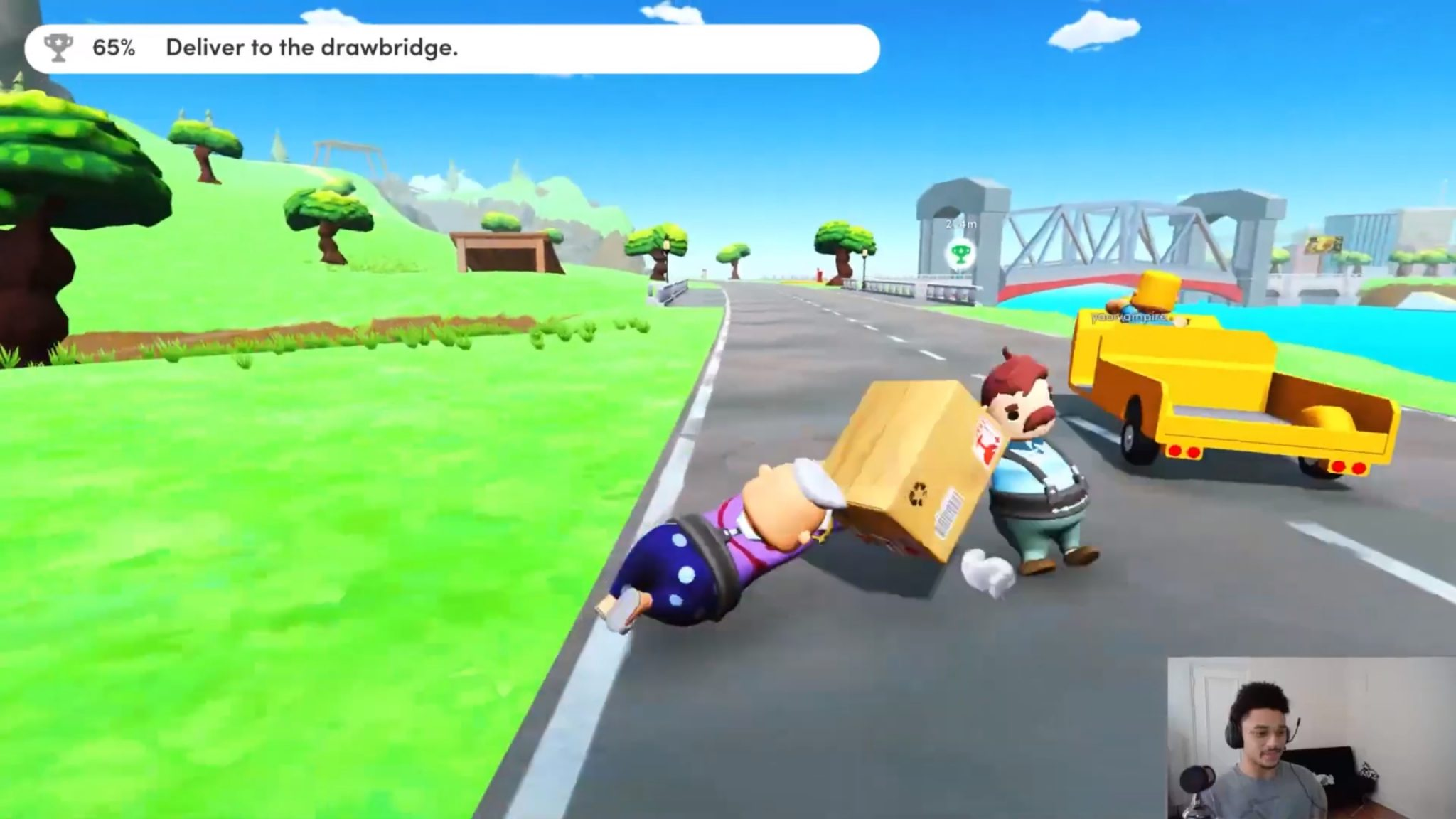 Photo of Fanbyte DELIVERS | Totally Reliable Delivery Service (4/3/20)