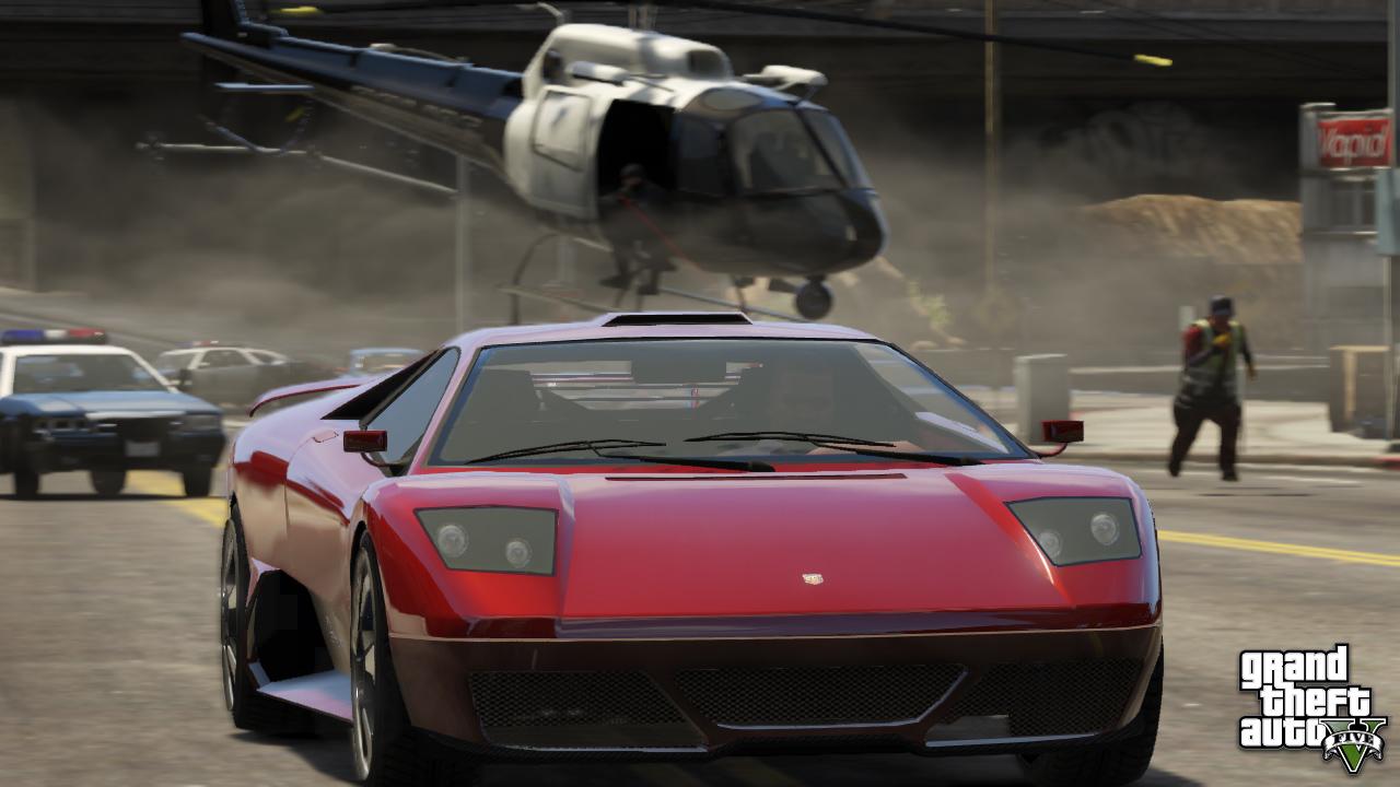 GTA 5 Crossplay