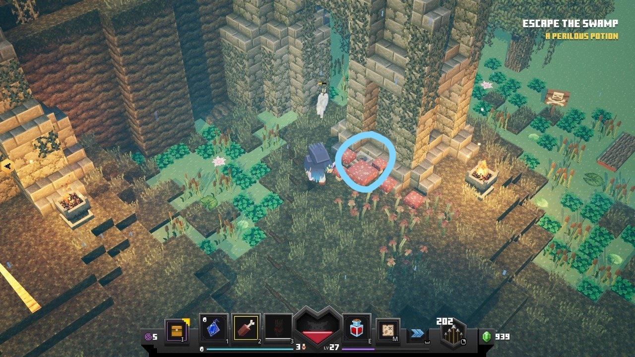 Minecraft Dungeons Rune Guide - Every Rune Location