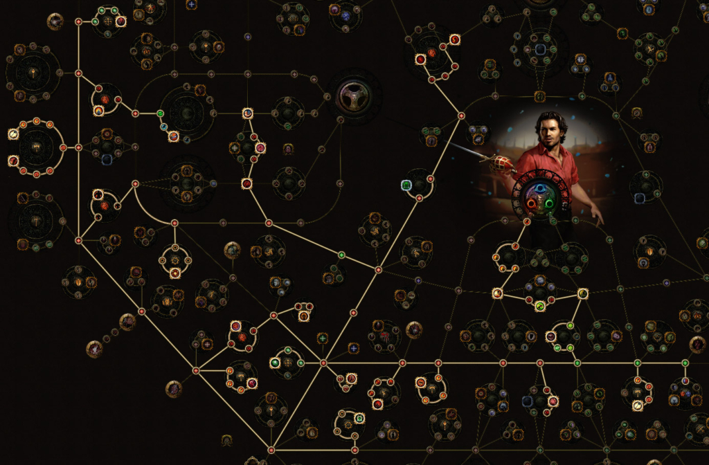 Path of Exile 90 Point Skill Tree