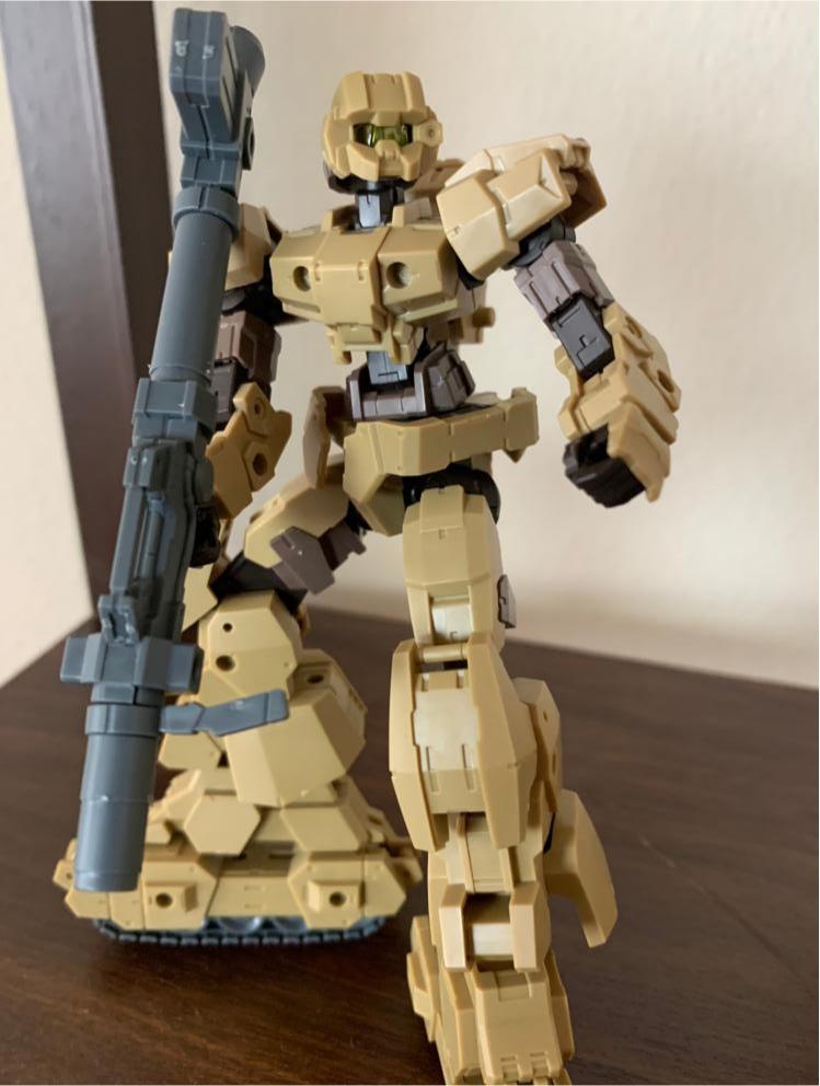 frame arms model