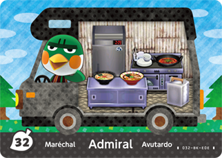 animal crossing admiral