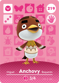 animal crossing anchovy