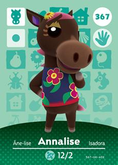 animal crossing annalise