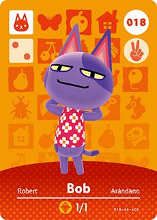 animal crossing bob