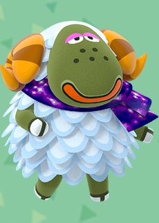 animal crossing cashmere