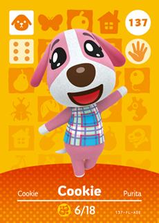 animal crossing cookie