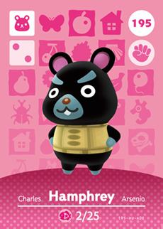 animal crossing hamphrey