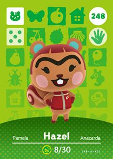 animal crossing hazel