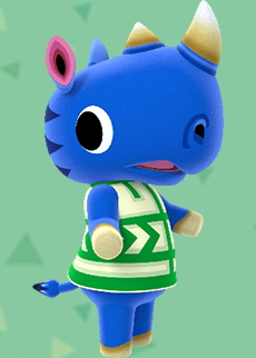 animal crossing hornsby