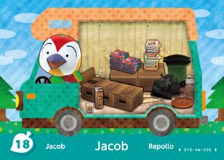 animal crossing jacob