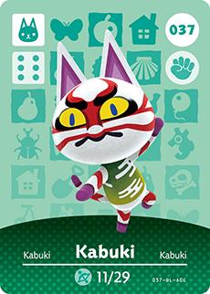 animal crossing kabuki