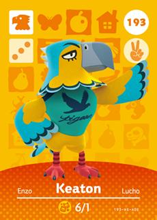 animal crossing keaton