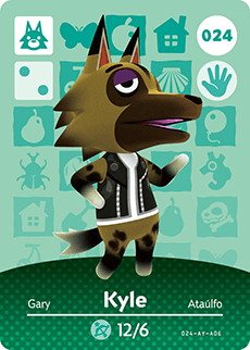 animal crossing kyle