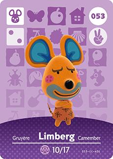 animal crossing limberg