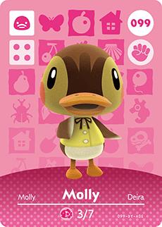 animal crossing molly