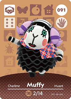 animal crossing muffy