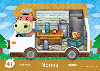 animal crossing norma