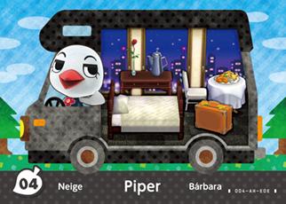 animal crossing piper