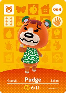 animal crossing pudge