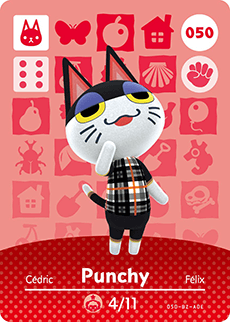animal crossing punchy