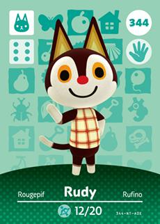 animal crossing rudy