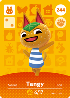 animal crossing tangy