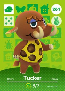 animal crossing tucker
