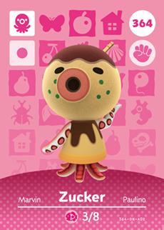 animal crossing zucker